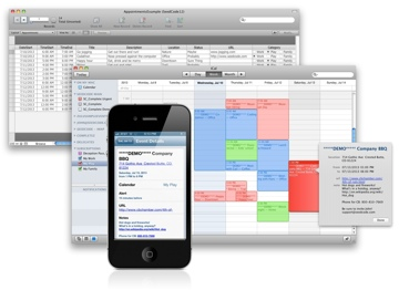 FileMaker Events in iCal