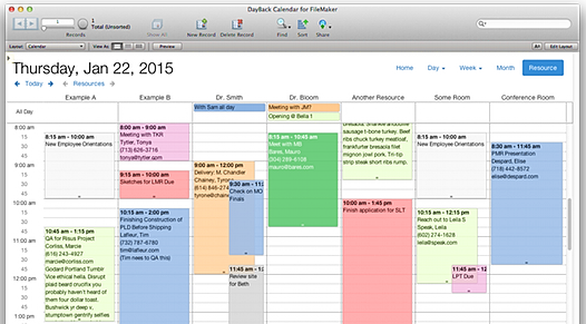 filemaker pro calendar template free - filemaker pro calendar template free images template