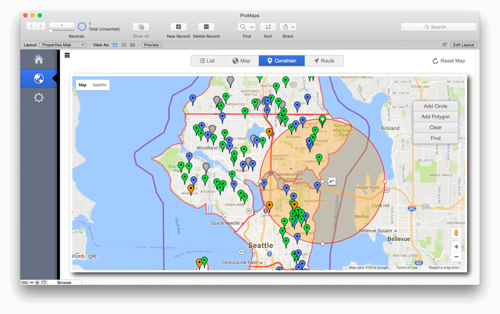 All New ProMaps - Google Maps for FileMaker - SeedCode