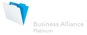Platinum Member of the FileMaker Business Alliance