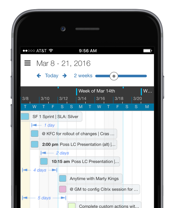 FileMaker Onlne Calendar for WebDirect