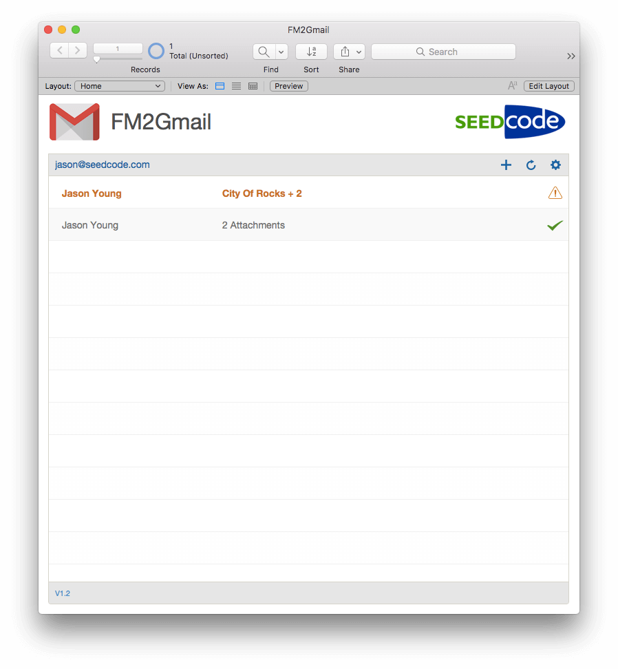 Resume Uploads to the Gmail API with FIleMaker