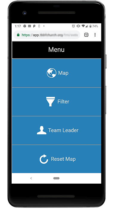 FileMaker Maps on Android