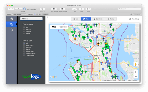 Map Territories in FileMaker